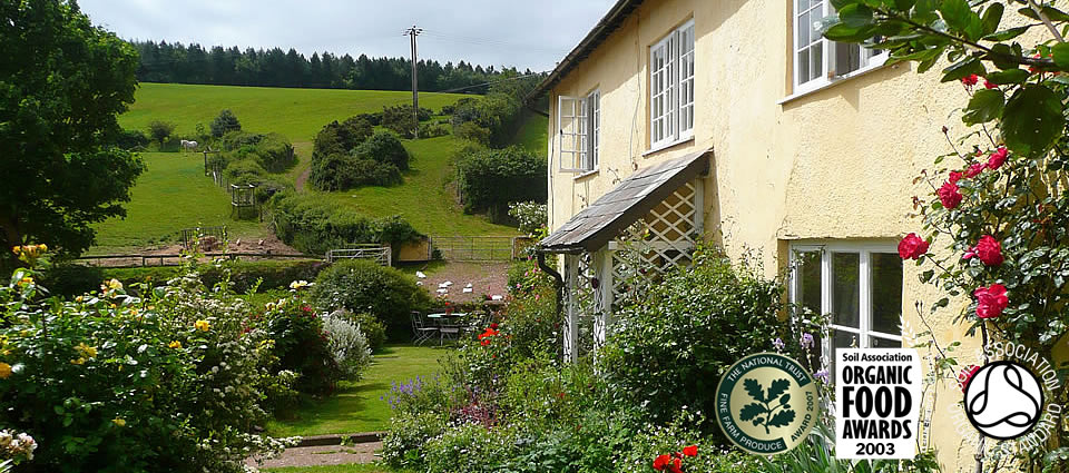 hindon Farm Self Catering Accommodation in Exmoor